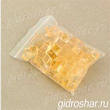 """Прозрачные гидрогелевые кубики """"Orbeez"""" (Орбиз), 20 шт"""