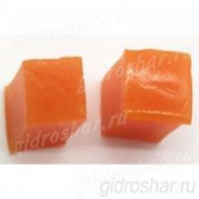"""Оранжевые гидрогелевые кубики """"Orbeez"""" (Орбиз), 10 шт"""