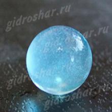 """Шарики """"Orbeez"""" (Орбиз) перламутровые синие 35-40 мм, 1 шт"""