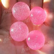 """Шарики """"Orbeez"""" (Орбиз) перламутровые темно-розовые 35-40 мм, 20 шт"""