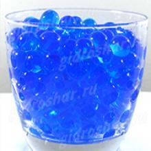 Гидрогель синий 11-13 мм, 2000 шт