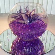 Гидрогель фиолетовый 11-13 мм, 5000 шт