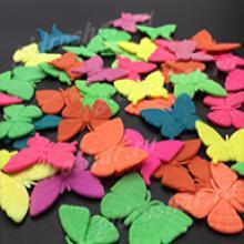 Большие растущие в воде бабочки, 10 шт