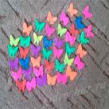 Маленькие растущие в воде бабочки, 5 шт