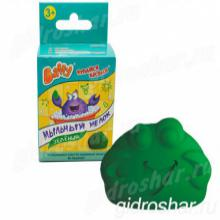 Мыльный мелок Baffy, зеленый, 1 шт