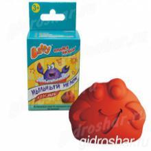 Мыльный мелок Baffy, красный, 1 шт