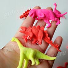 Большие гидрогелевые фигурки Динозавров, 1 шт