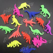 Большие гидрогелевые фигурки Динозавров, 100 г