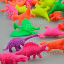 Большие гидрогелевые фигурки Динозавров, 5 шт