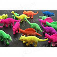 Средние гидрогелевые фигурки Диозавров, 5 шт