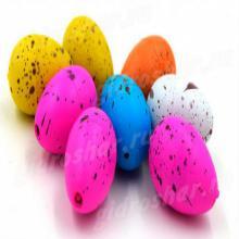 Яйцо малое в ассортименте 2х3 см, 6 шт