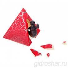 """Растущие фигурки """"Загадка пирамиды"""" 3,3х3,5 см, 1 шт"""