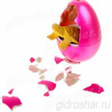 Яйцо с растущей Черепашкой 10,5х7,5х5 см, 1 шт