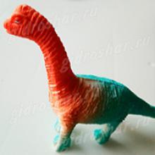Растущий в воде Брахиозавр, 1 шт