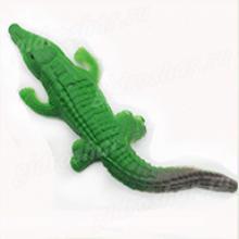 Растущий в воде крокодил 1 шт