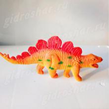 Растуший в воде Стегозавр, 1 шт