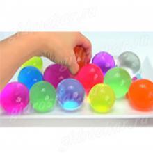 Цветные растущие шарики ORBEEZ (Орбиз) 35-45 мм, 100 шт