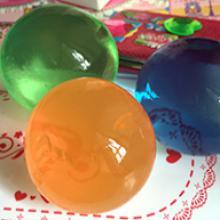 Цветные растущие шарики ORBEEZ (Орбиз) 35-45 мм, 20 шт