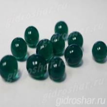 Аквамариновые растущие шарики ORBEEZ (Орбиз) 35-45 мм, 5 шт
