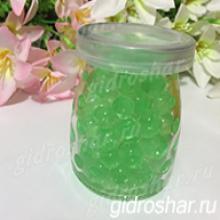 Гидрогель салатовый 11-13 мм, 5000 шт