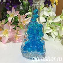 Гидрогель синий 13-15 мм, 5000 шт