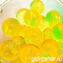 Гидрогель золотой 13-15 мм, 10000 шт