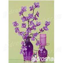 Гидрогель фиолетовый 13-15 мм, 10000 шт