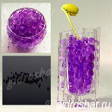 Гидрогель фиолетовый 13-15 мм, 5000 шт