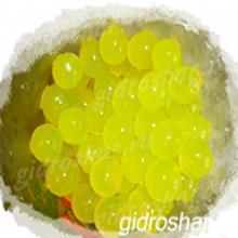 Гидрогель желтый 13-15 мм, 1000 шт