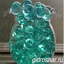 Гидрогель аквамариновый 15-20 мм, 120 шт