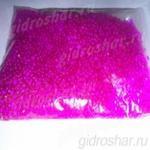 Гидрогель цвета фуксии 15-20 мм, 10000 шт