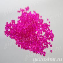 Гидрогель цвета фуксии 15-20 мм, 5000 шт