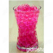 Гидрогель розовый 15-20 мм, 1000 шт