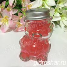 Гидрогель красный 15-20 мм, 120 шт