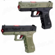 Детский пистолет Soft Gun для стрельбы гидрогелем и мягкими пулями, 19*13,5*3 см
