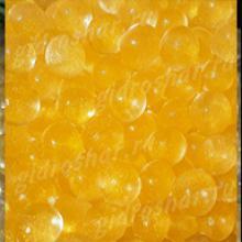 Золотой гидрогель с блеском 1,5 см, 10000 шт