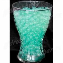 Мятный гидрогель с блеском 1,5 см, 1000 шт