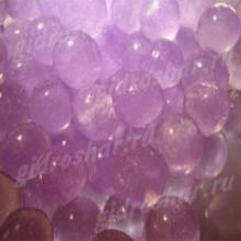 Фиолетовый гидрогель с блеском 1,5 см, 1000 шт