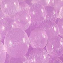 Фиолетовый гидрогель с блеском 1,5 см, 10000 шт