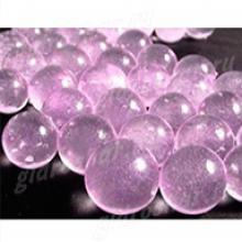 Фиолетовый гидрогель с блеском 1,5 см, 2200 шт