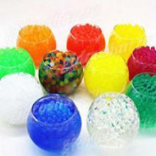 Гидрогелевые шарики из 5 цветов по 1000 шт 11-15 мм
