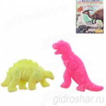 """Растущие животные """"Динозавры"""", набор 2 шт"""