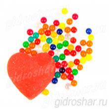 """Набор """"Растущее сердце с гидрогелем"""""""