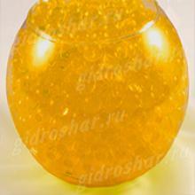 Гидрогель золотой 7-11 мм, 2000 шт