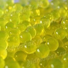 Гидрогель желтый 7-11 мм, 2000 шт