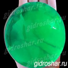 Супер-гигантские зеленые Орбизы 50-80 мм, 1 шт