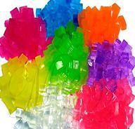 """Кубики """"Orbeez"""" (Орбиз), цветные, 120 шт"""