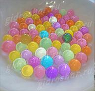 Разноцветные шарики Орбис (Orbeez) растущие в воде 13-15 мм, 500 шт