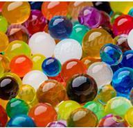 Разноцветные шарики Орбис (Orbeez) растущие в воде 11-13 мм, 50 г
