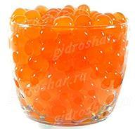 Пробник гидрогеля оранжевого 11-13 мм, от 1 шт